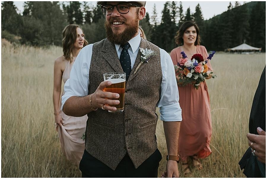 Winthrop WA wedding photography
