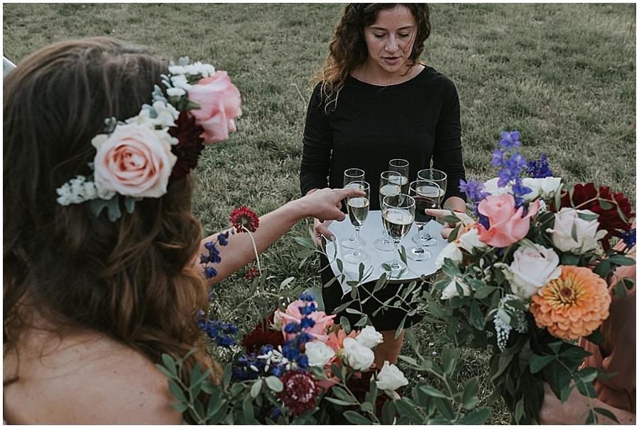 Skalitude retreat wedding