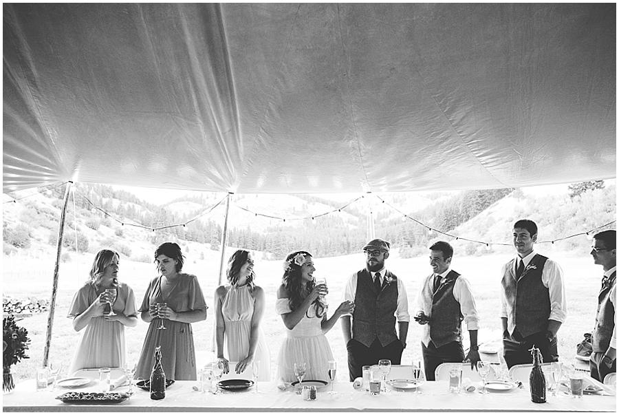 North Cascades Wedding