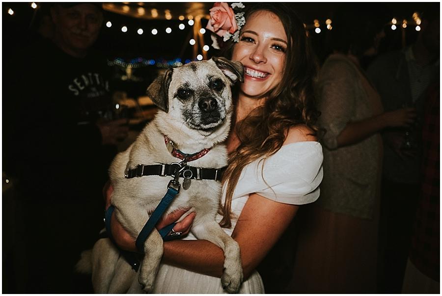 Washington dog friendly wedding venue