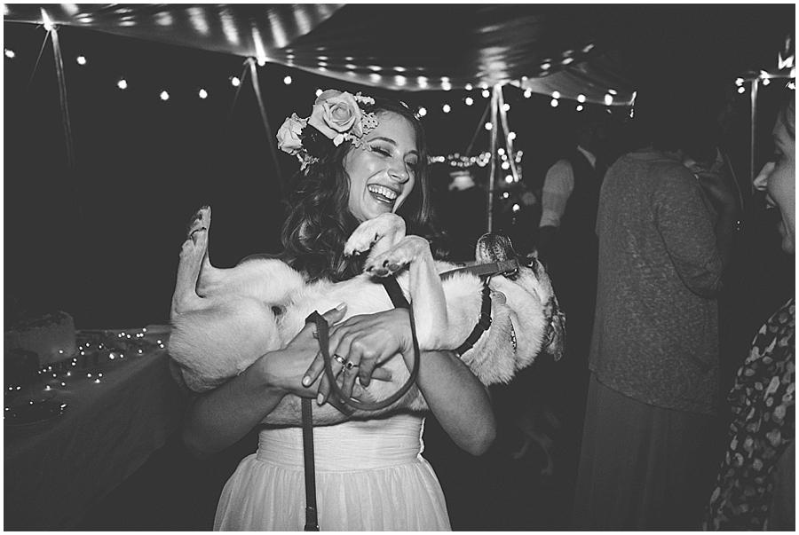 Winthrop dog friendly wedding venue Washington