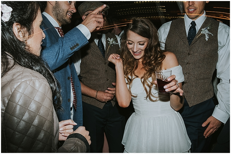 Seattle candid creative wedding photographer