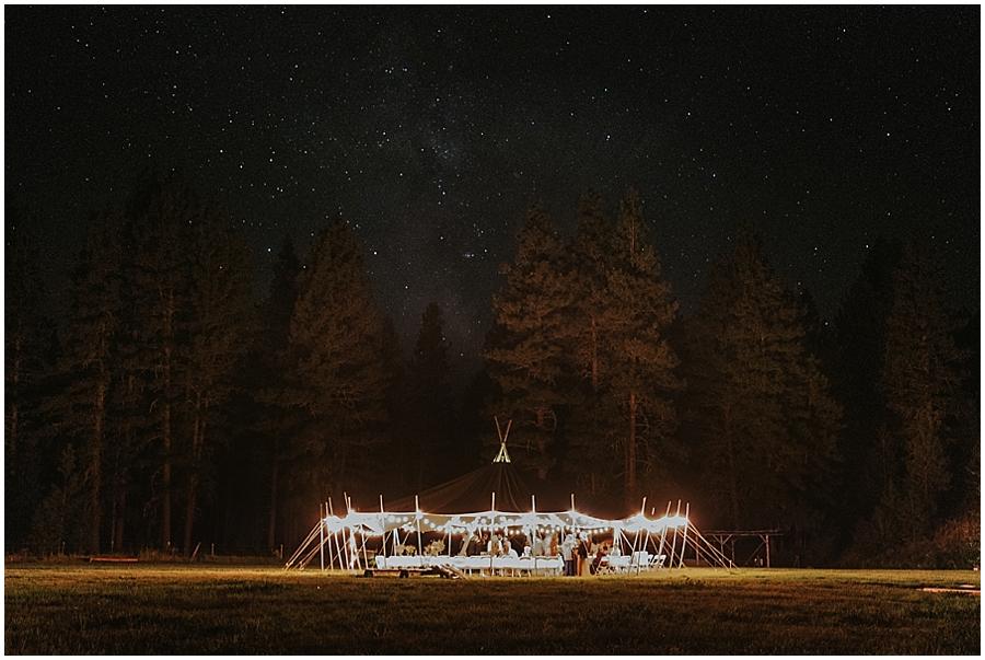 North Cascades National Park Wedding Venue