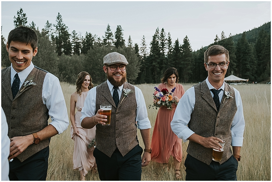 Coeur d'Alene Idaho wedding photographer
