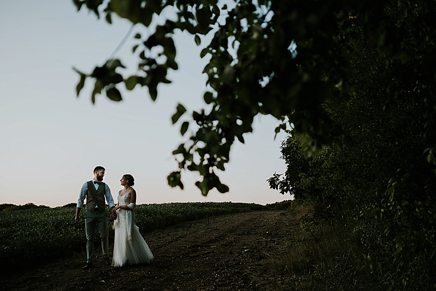 Illinois adventure elopement