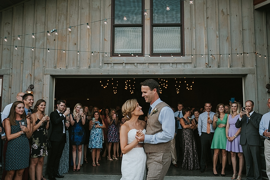 Asheville Outdoor Wedding Venue