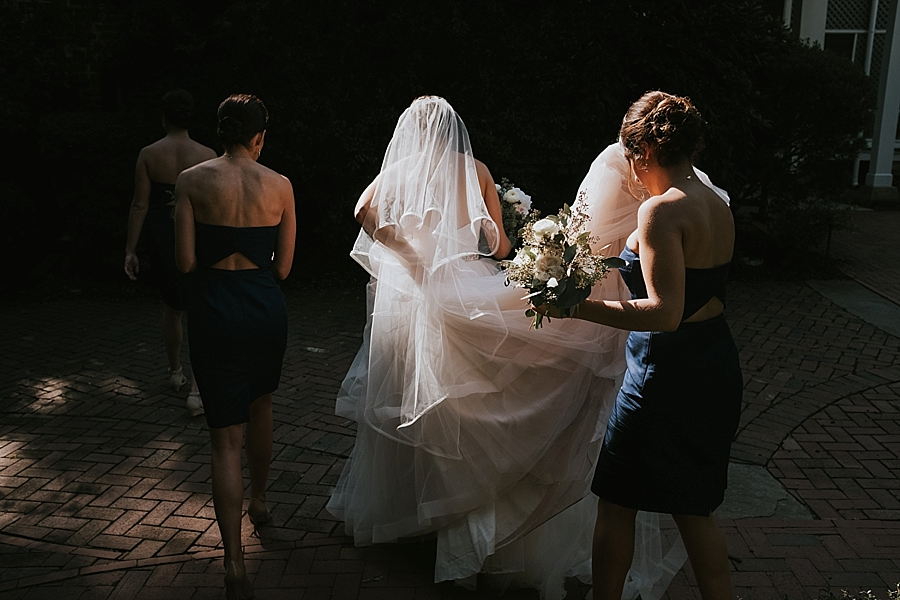 Asheville artistic Wedding Photographer
