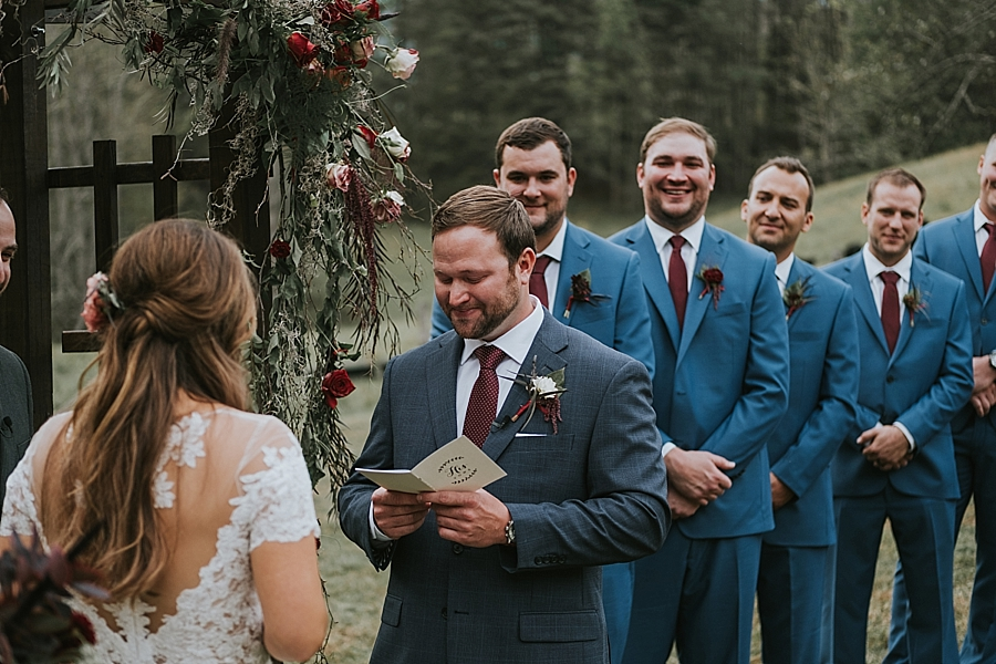 authentic Asheville Wedding Photographer
