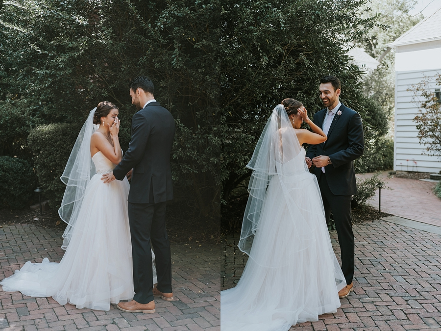 authentic wedding photography Asheville NC