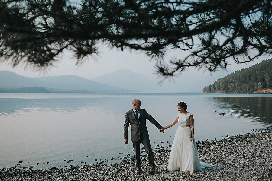 Kalispell Montana wedding photographer