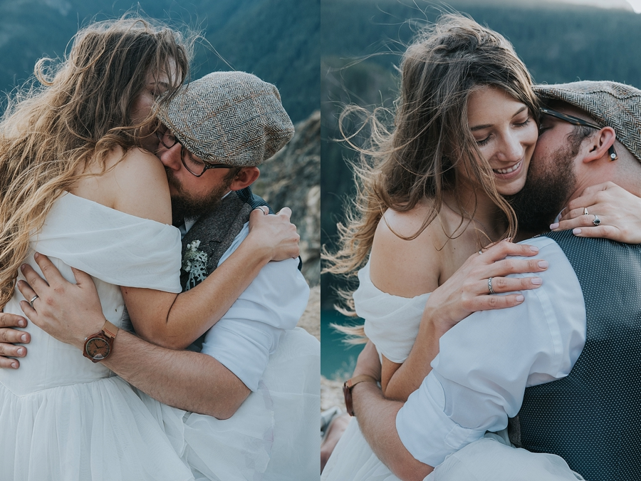 North Cascades National Park wedding photographer