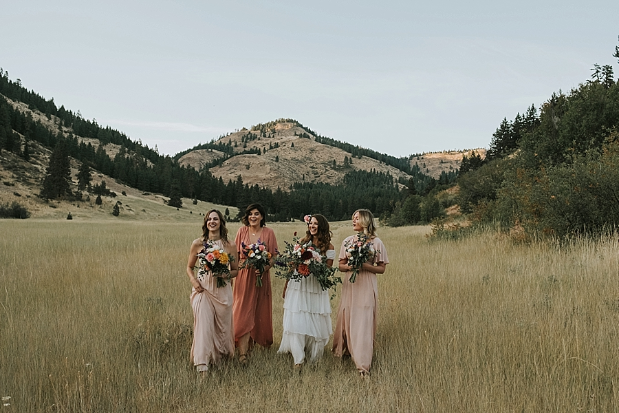 Winthrop washington wedding photographer