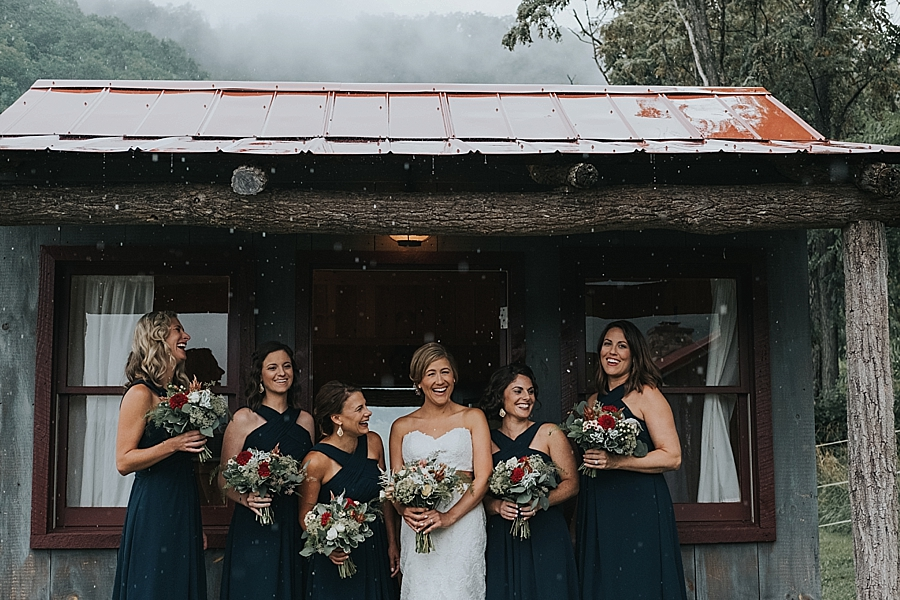 Clayton Farm Wedding Weaverville North Carolina