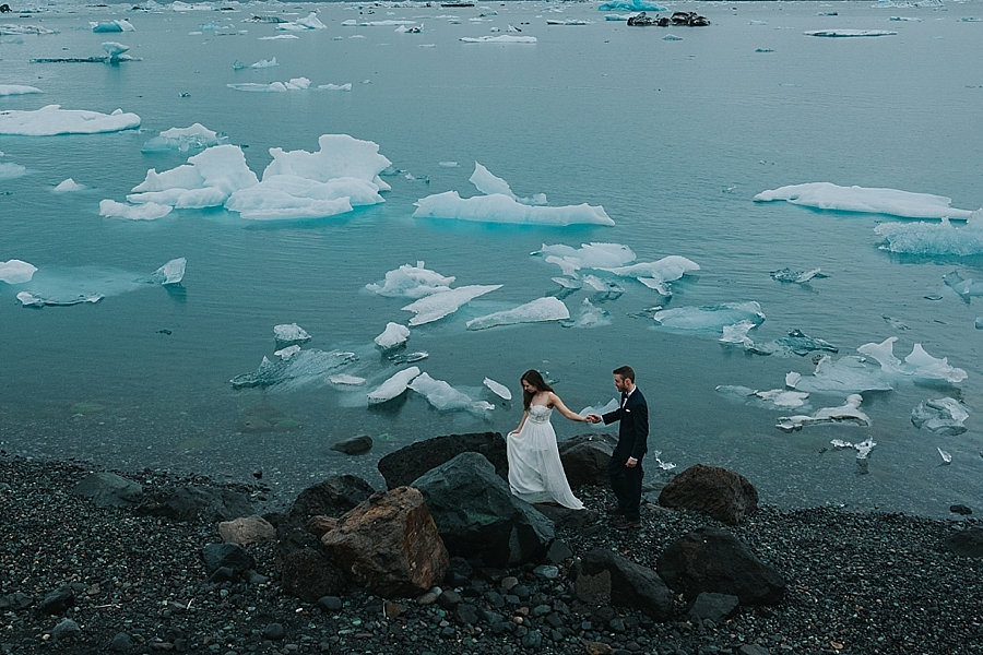 American iceland elopement