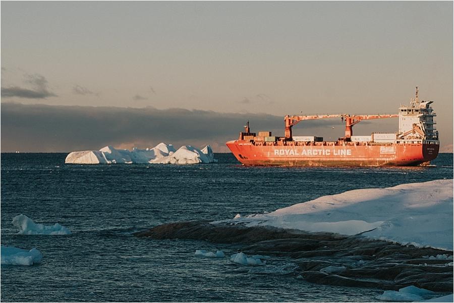 Royal Arctic Line