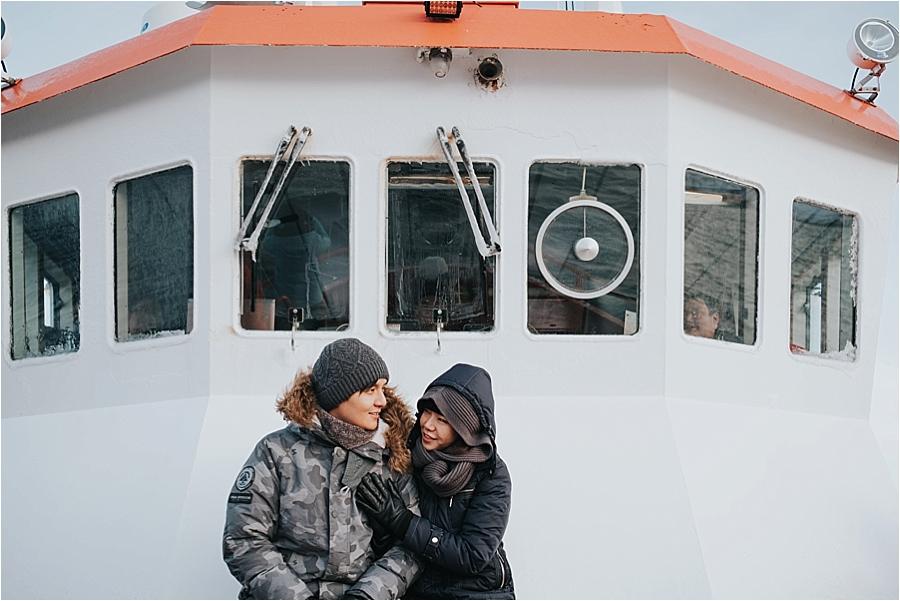 Ilulissat Greenland engagement