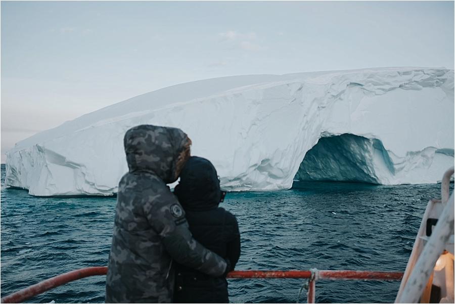 Greenland elopement
