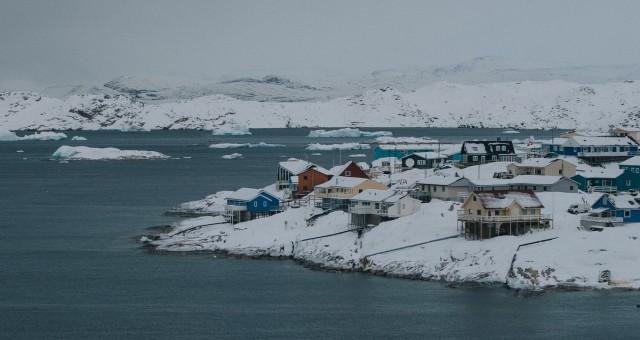 My Visit to Ilulissat Greenland