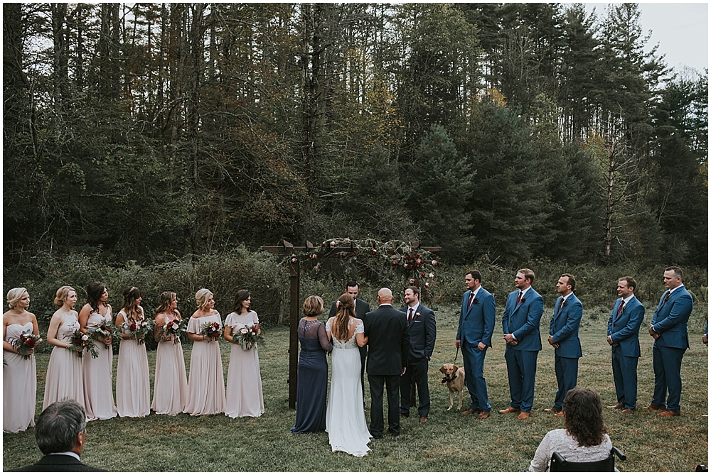 experienced wedding photographer asheville nc