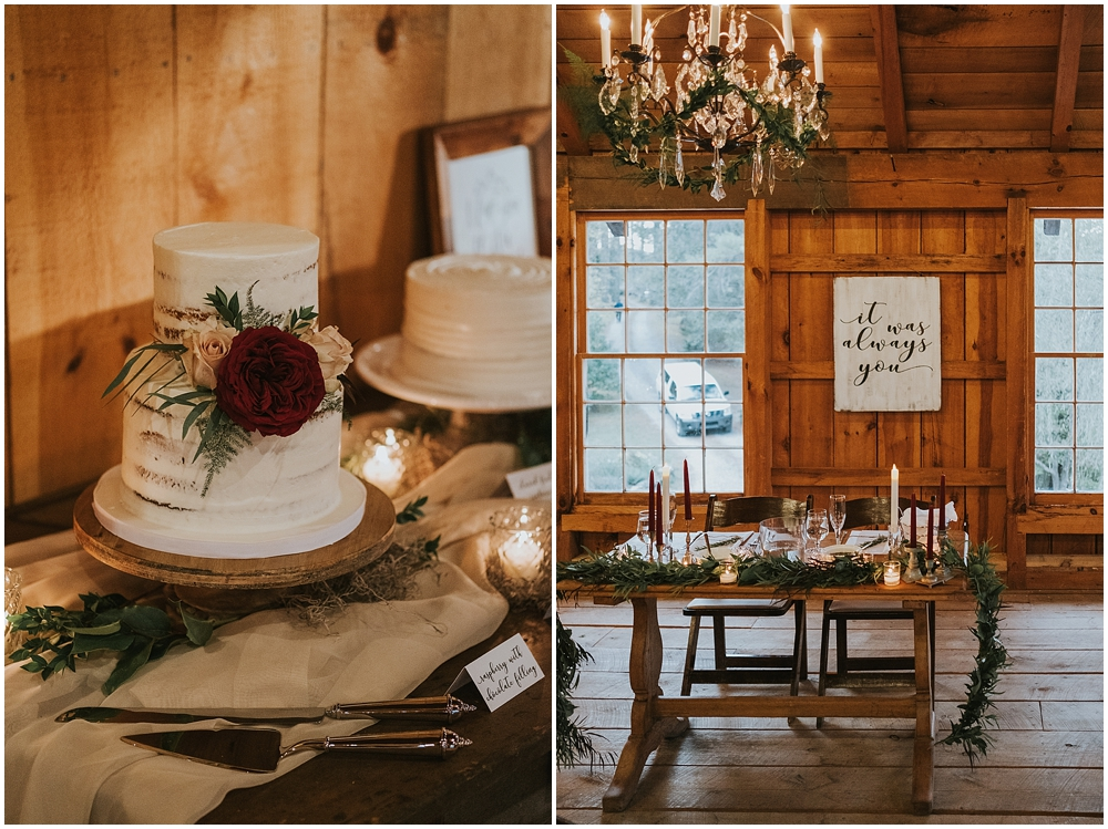 glamorous outdoor mountain wedding in Asheville NC