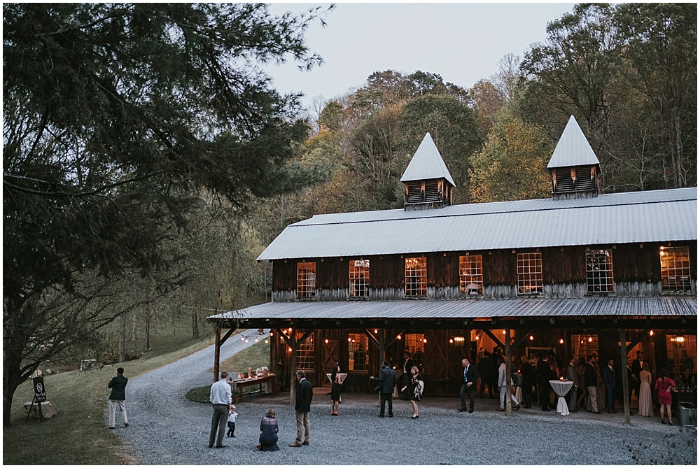 most beautiful asheville nc wedding venue