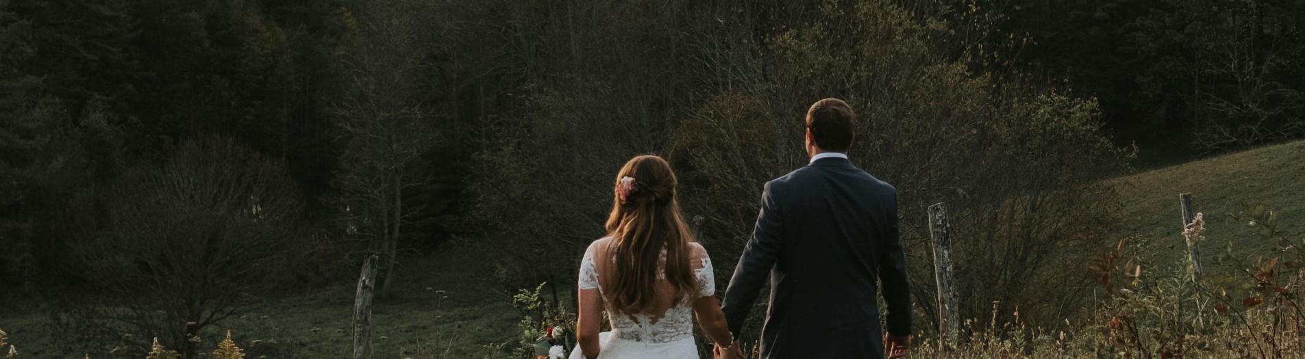 Sarah + Ryan | Fines Creek Farm Wedding in Asheville, NC