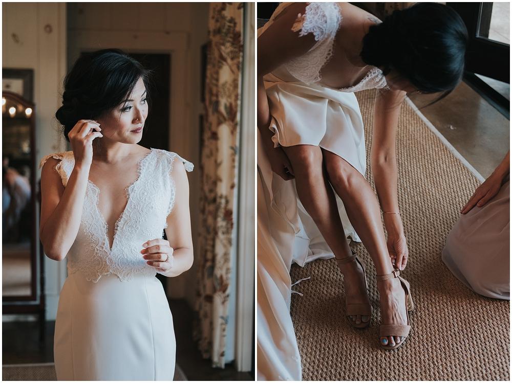 elegant asheville north carolina wedding photography