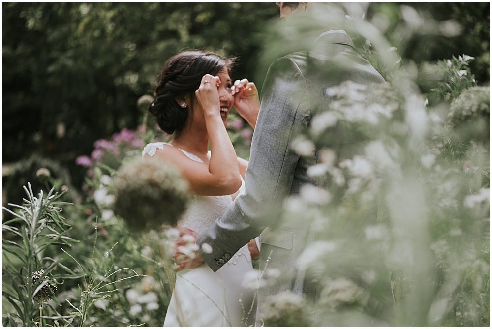 genuine emotional wedding photography asheville nc