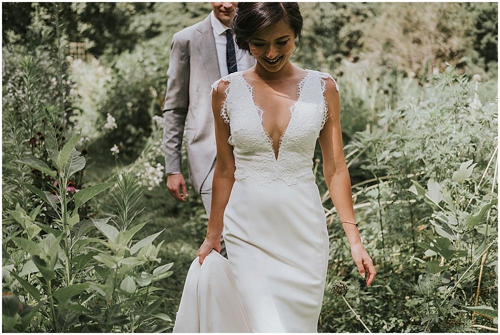 bohemian luxury wedding Asheville north Carolina