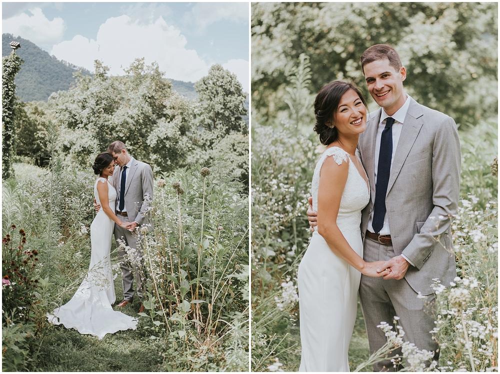 Most beautiful asheville nc wedding photographs