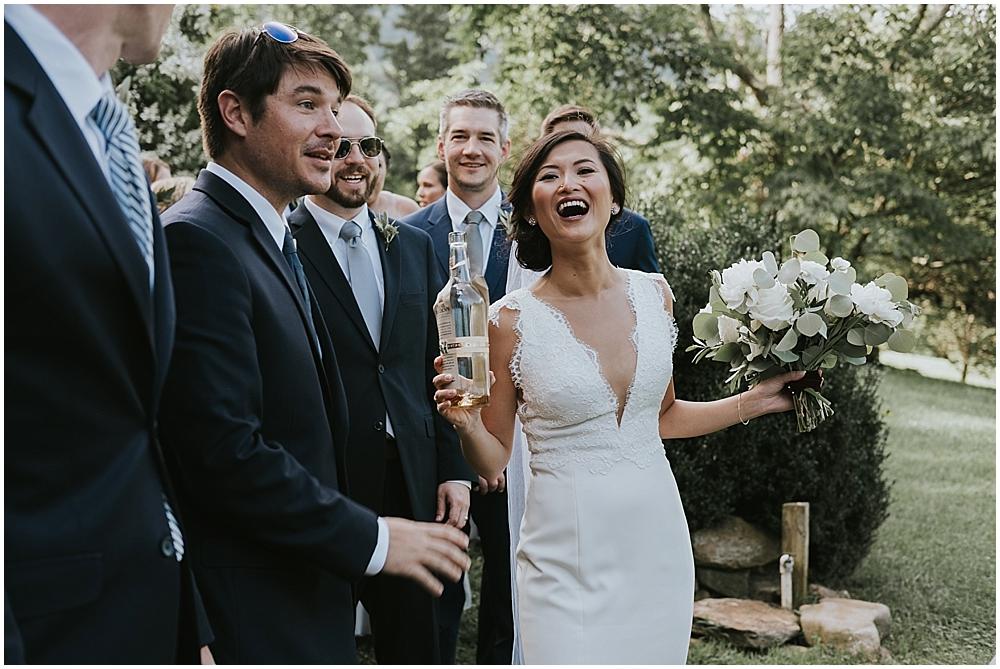 photojournalist asheville wedding photographer