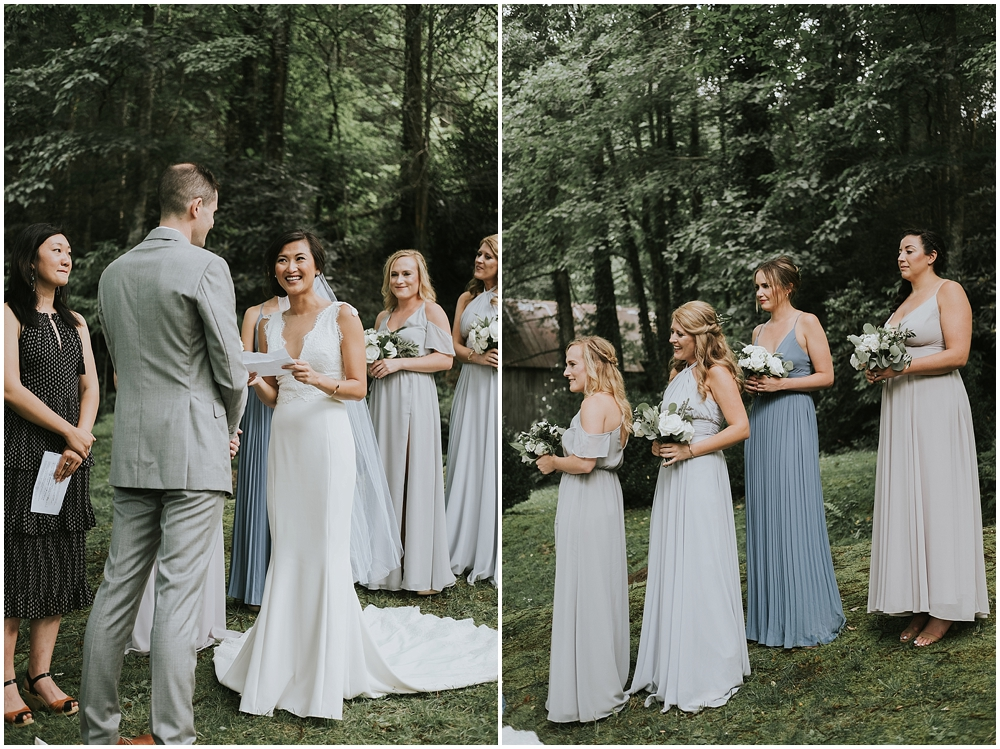 wedding photographer great smoky mountains national park