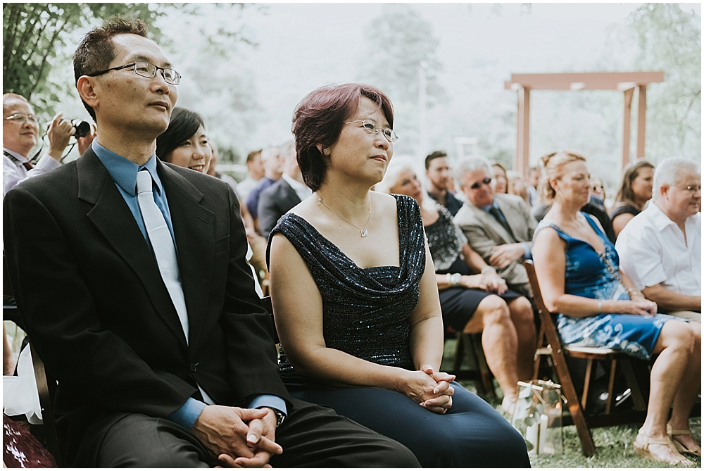 wedding photographer nantahala national forest