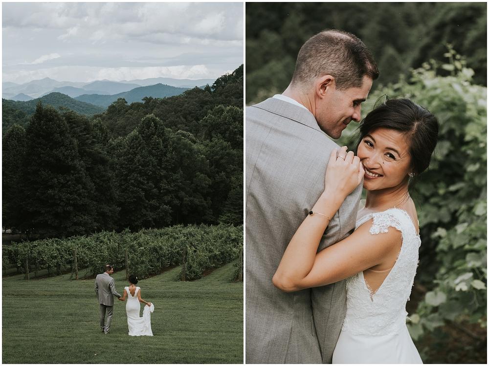 north carolina mountain wedding venue