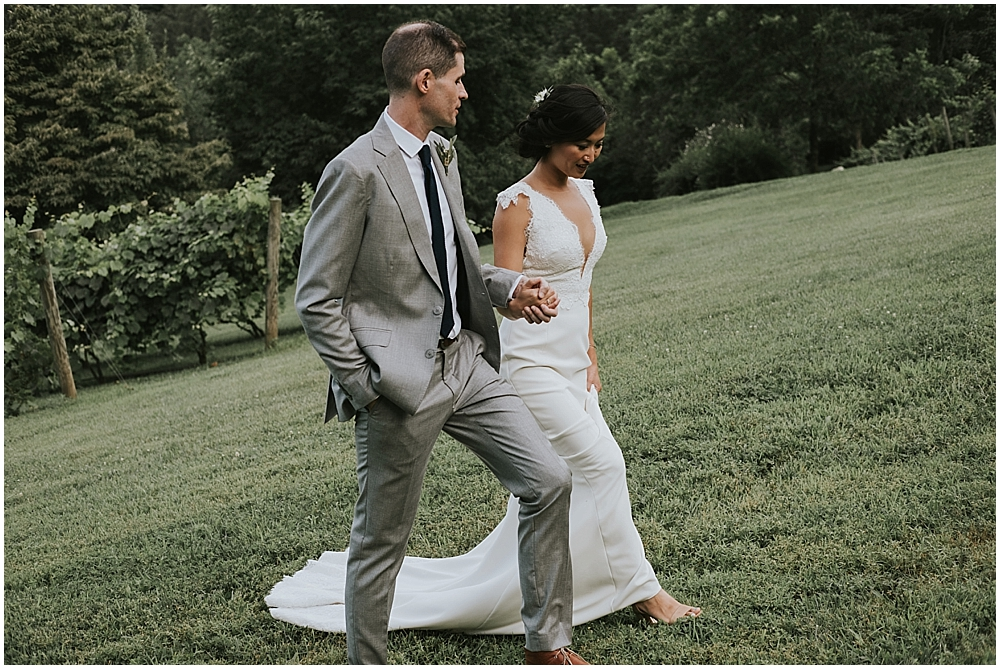 asheville mountaintop wedding venue