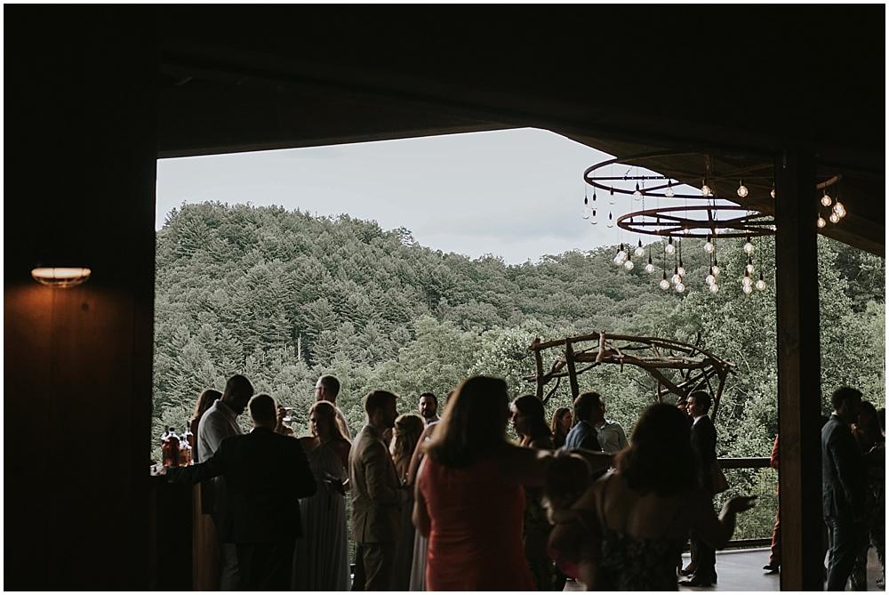 asheville mountain wedding venue
