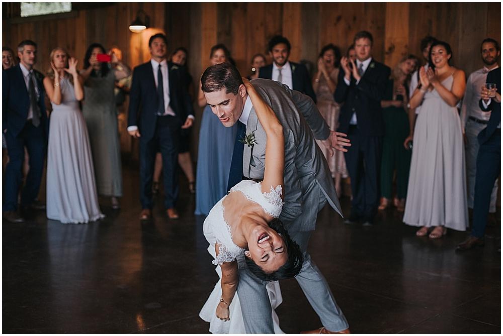 authentic unposed wedding photographer asheville nc