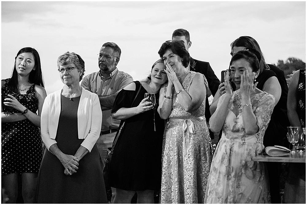 moody wedding photographer asheville nc