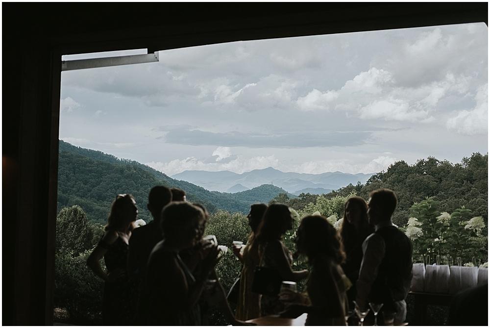open air mountaintop venue north carolina