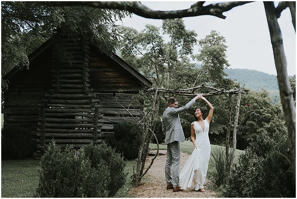 most scenic mountain wedding venue in north carolina