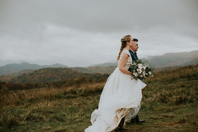 Boone elopement location