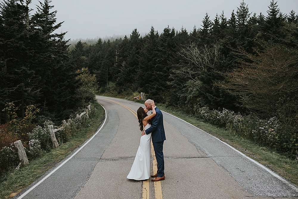 Roan Mountain Engagement Session