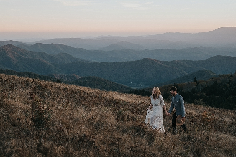 north carolina mountain elopement location